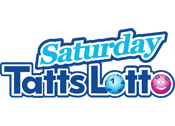 Play Saturday-TattsLotto games