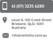 Official Online Australian Lotto Ticket Agent | Netlotto